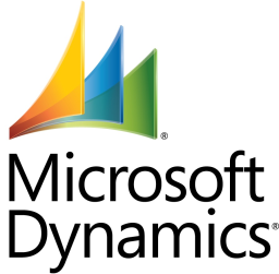 MS Dynamics CRM logo